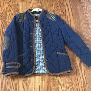 Zara Women's Quilted Jacket, Size Small